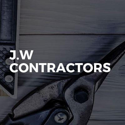 J.w Contractors