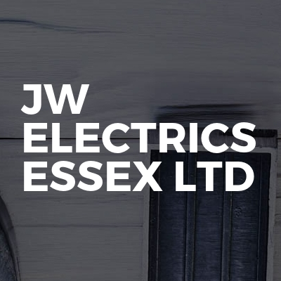 Jw Electrics Essex Ltd