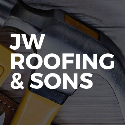 JW Roofing & Sons