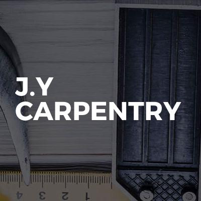 J.Y Carpentry