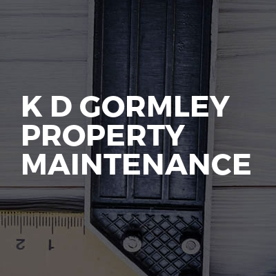 K D Gormley Property Maintenance