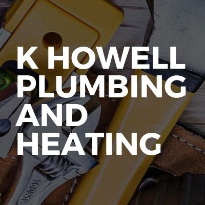 K Howell Plumbing and Heating