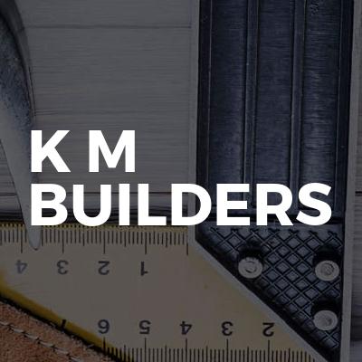 k m builders
