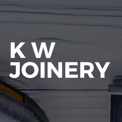 K W Joinery