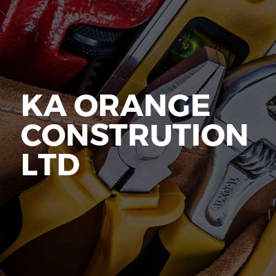 KA Orange Constrution Ltd