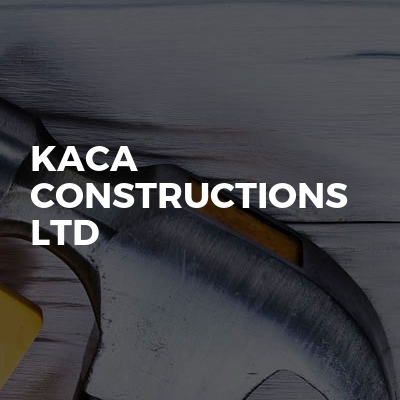 Kaca constructions ltd