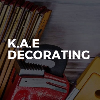 K.a.e Decorating