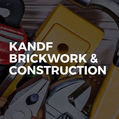 Kandf brickwork & construction