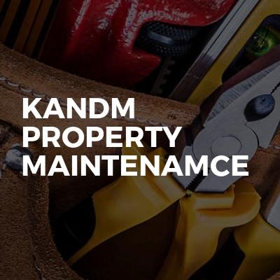 Kandm Property Maintenamce