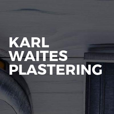 Karl Waites Plastering