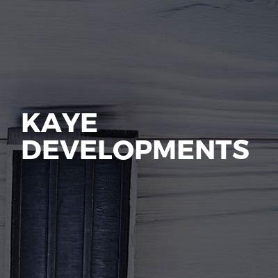 Kaye Developments