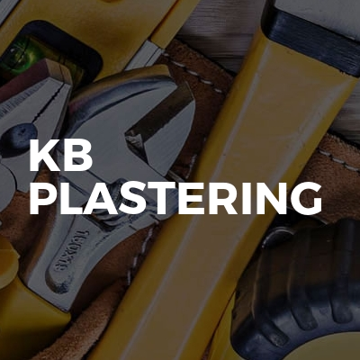 kB plastering