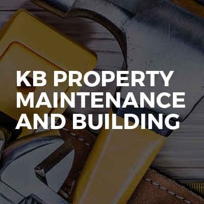 KB property maintenance and building