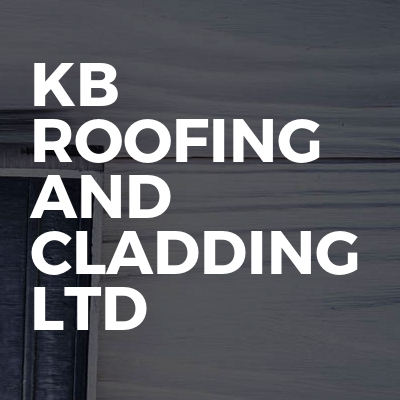 KB Roofing And Cladding Ltd