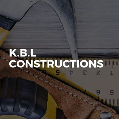 K.b.l Constructions