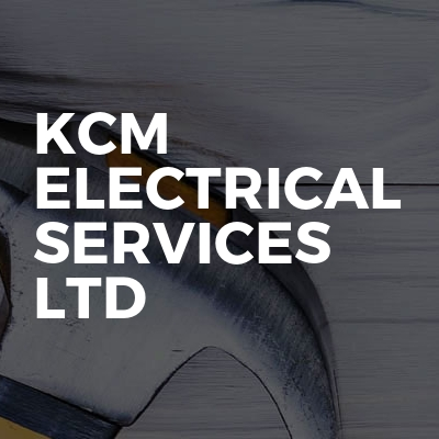 Kcm Electrical Services Ltd
