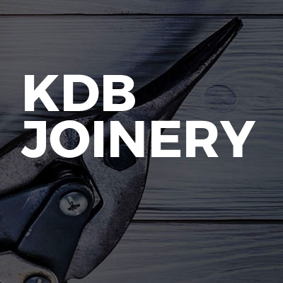 Kdb joinery