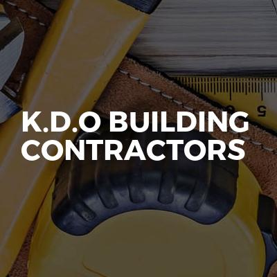 K.D.O Building Contractors