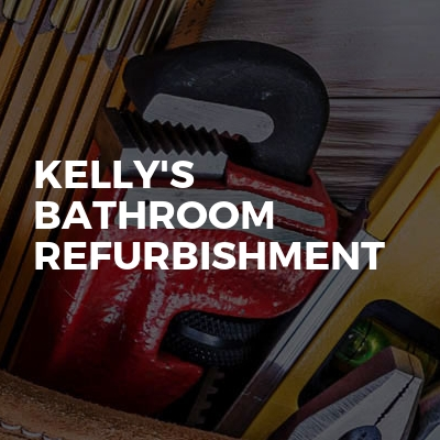 Kelly's Bathroom refurbishment