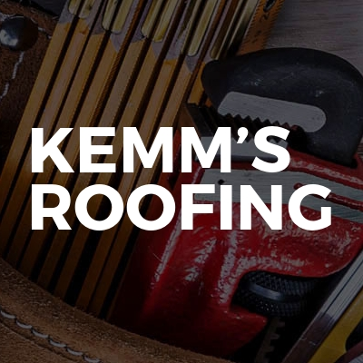 Kemm's roofing