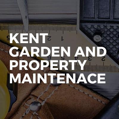 Kent Garden and property maintenace