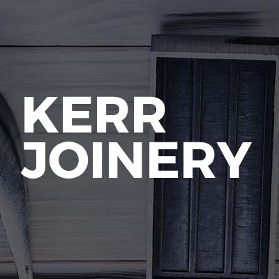 Kerr Joinery