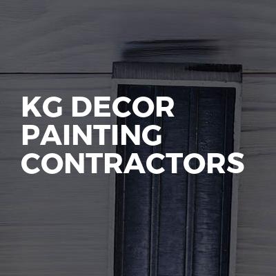 KG Decor painting contractors