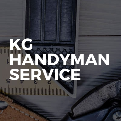 Kg handyman service