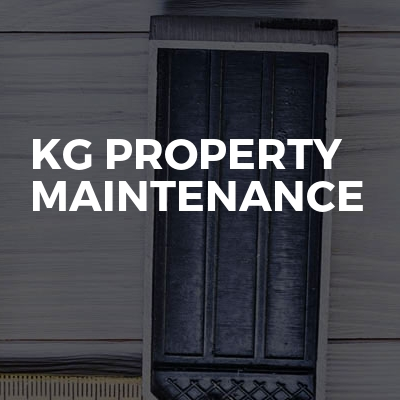 kg property  maintenance