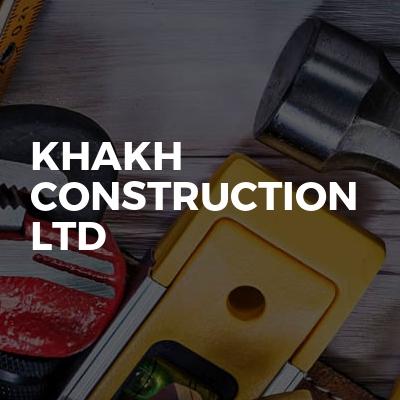 Khakh construction Ltd