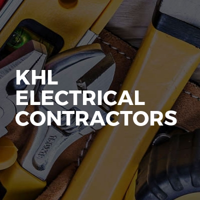 KHl Electrical Contractors