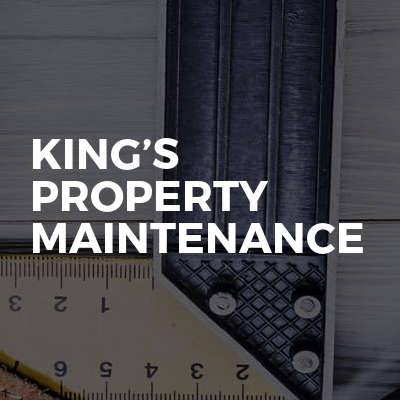 King's Property Maintenance