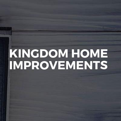 Kingdom home improvements