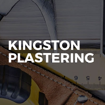 Kingston plastering