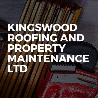 Kingswood Roofing And Property Maintenance Ltd