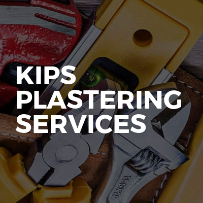 Kips Plastering Services