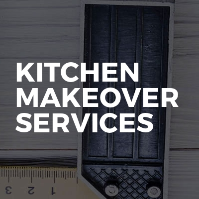 Kitchen makeover services