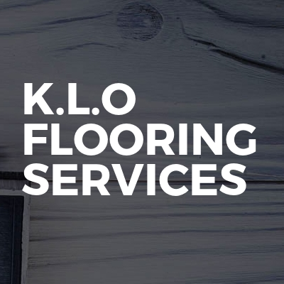 K.L.O Flooring Services