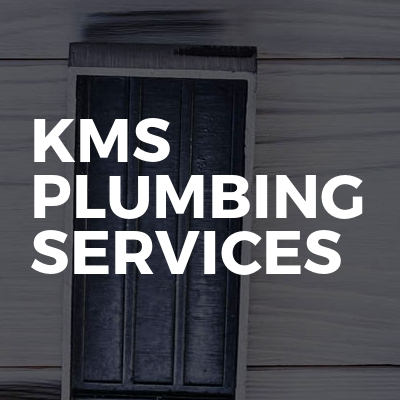 KMS Plumbing Services