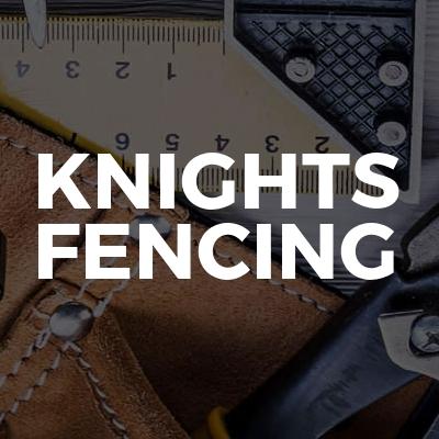 Knights fencing