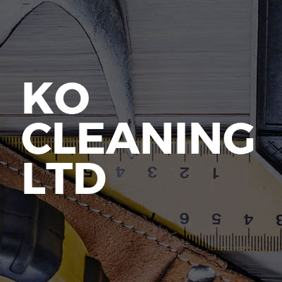 KO Cleaning Ltd