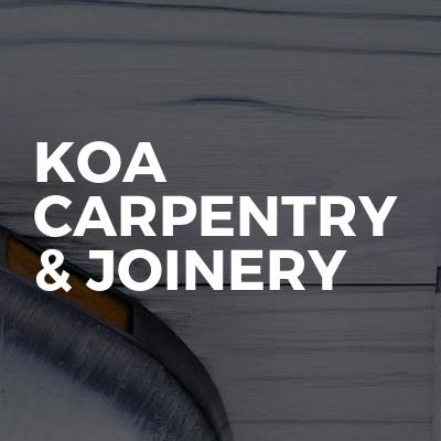 Koa Carpentry & Joinery
