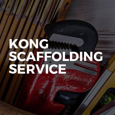 Kong Scaffolding Service