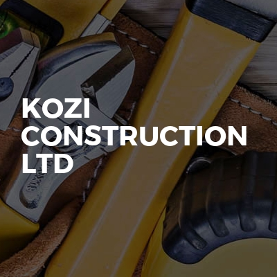 Kozi construction ltd