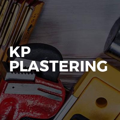 Kp Plastering