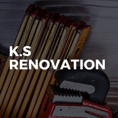 K.S Renovation