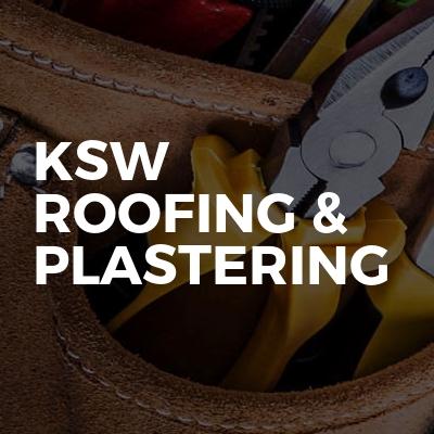 KSW Roofing & Plastering