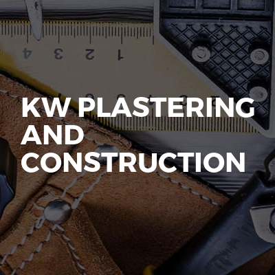 Kw Plastering And Construction