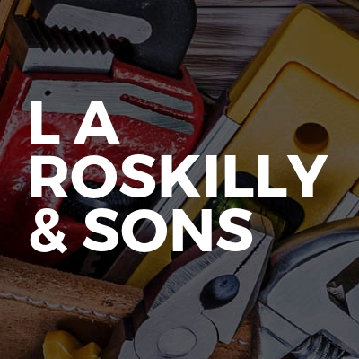 L A Roskilly & sons