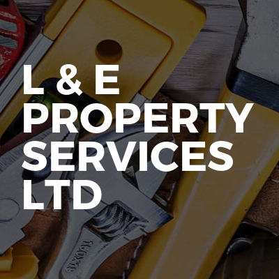 L & E Property Services Ltd